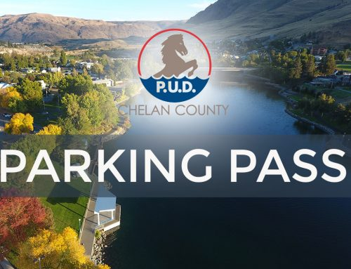 Free Parking Pass Available from PUD
