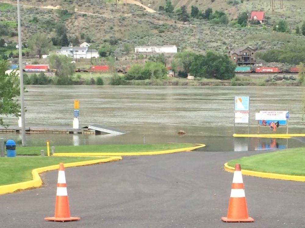 Flood Warnings Issued throughout North Central Washington