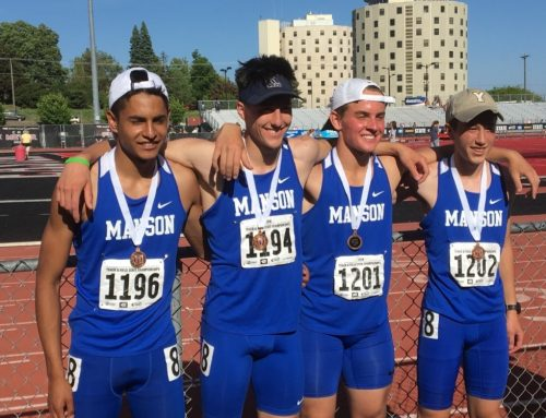 Manson Track Scores 7 Medals at State