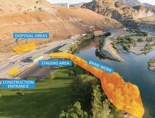 Reminder: Chelan Falls Power House Park to Close July 30