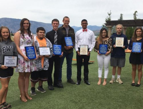 Lake Chelan Rotary Club Awards Scholarships