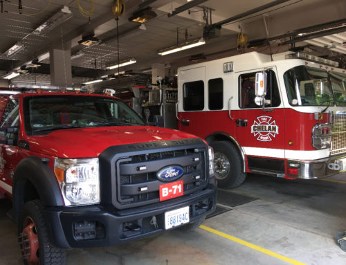 Fire & Rescue Changes Meeting Schedule