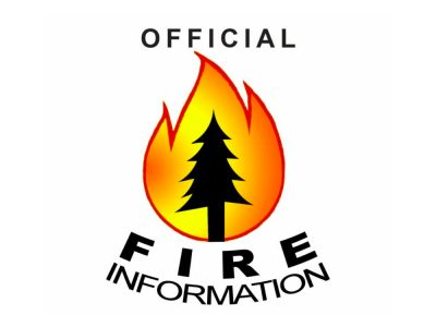 Official Fire Info Graphic