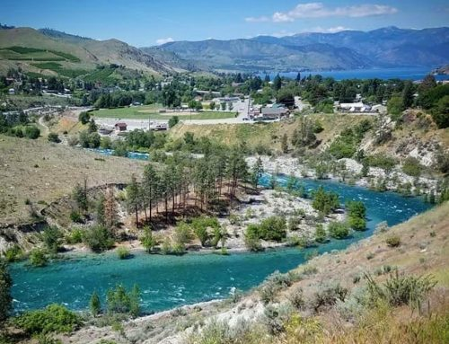 Brief Spill Scheduled for Chelan River Gorge