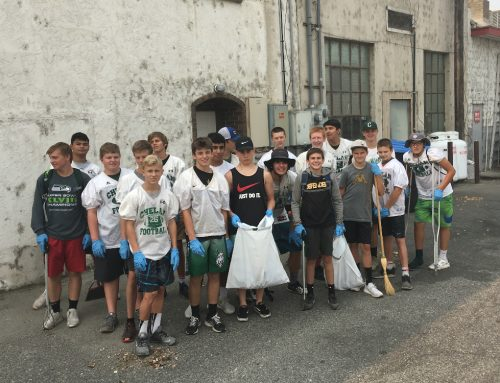 CHS Football – Alleys to Grid Iron in 24 hours