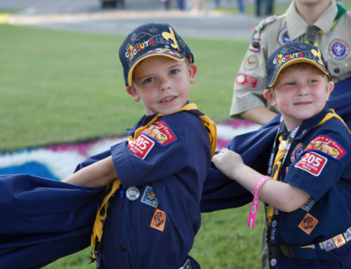 Curious about Cub Scouts in Chelan and Manson?