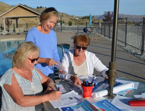 Voter Registration Drive Held in Chelan & Manson