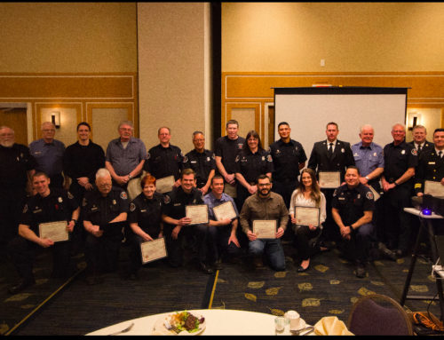Chelan Fire & Rescue Announces Awards