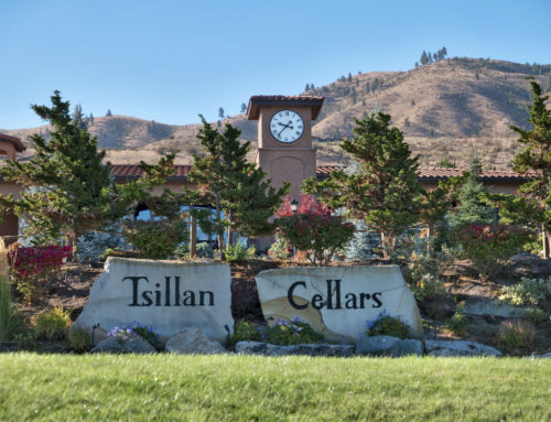 Tsillan Cellars Continues to Earn Awards