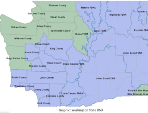 Fire Danger Ratings Change in Chelan County