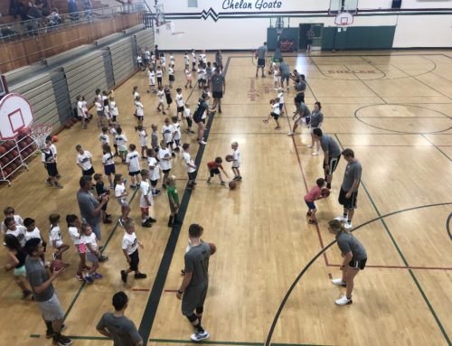 Another Successful Joe Harris Basketball Camp