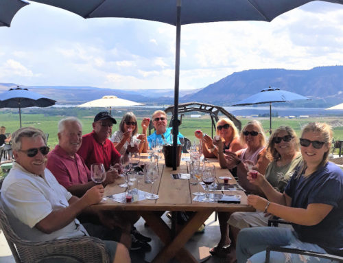 Lake Chelan Golf Club & Friends Travel to Brewster for Social