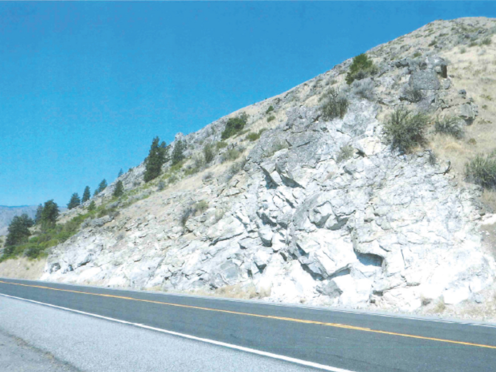 WSDOT Planning 2020 Rock Scaling Project on Highway 97-A