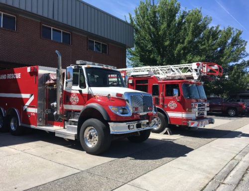 Chelan Fire & Rescue Hosts Safety Fair