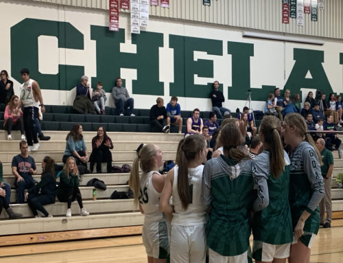 Chelan Basketball has Successful Season Opener