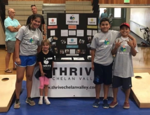 Thrive Launches Give NCW Campaign