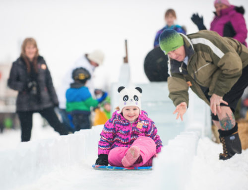 Winterfest Includes Family Friendly Fun and Games on Sunday