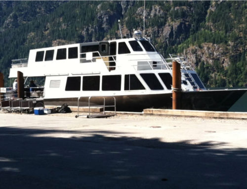 June Schedule for the Lake Chelan Boat Company