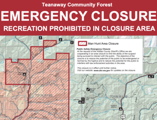 DNR Enacts Temporary Closure to Assist with Law Enforcement Activity