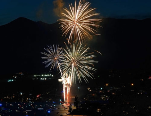 Manson Fireworks Display — Spectacular As Always