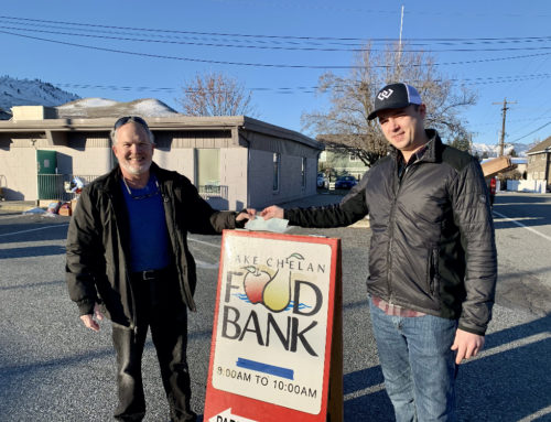 Local Realtors Support Food Bank in Big Way
