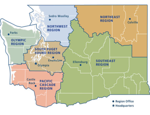 DNR Closes Eastern Washington Lands to Recreation Due to Extreme Fire Danger