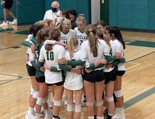 Chelan Volleyball Posts Second Consecutive Win