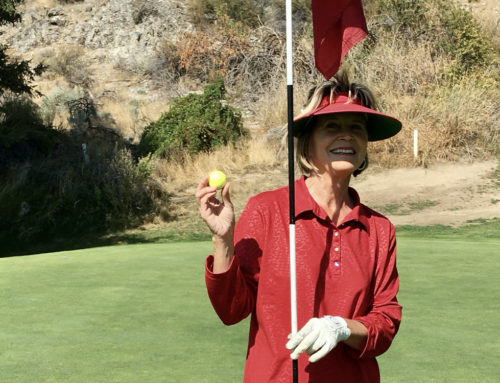 Lake Chelan Ladies Golf Club Tee Time